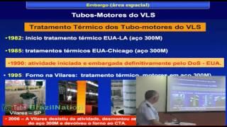 FAB BRASIL | Embargo dos EUA no setor aeroespacial do Brasil