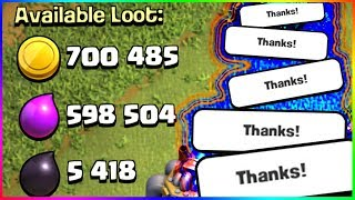 """WOW... THANKS BRO!"" (Clash of Clans IS BACK!)"