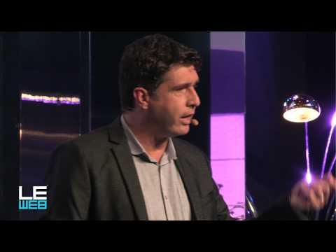 Dominique Piotet - The Future of Retail in Las Vegas - LeWeb'14 Paris