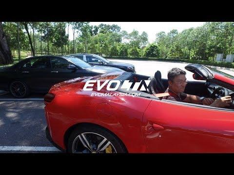 2019 Ferrari Portofino Detailed Walk Around Review | Evomalaysia.com