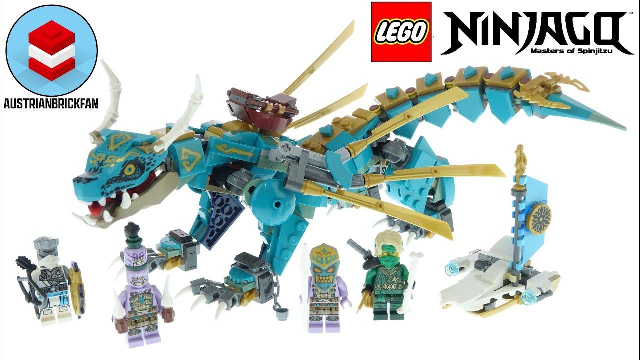 Dragon Pit Duel – LEGO NINJAGO – Free the Dragons
