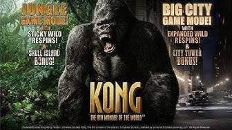 39 - King Kong Slot game - Online Casino Games Tester - #casino #slot #onlineslot #казино