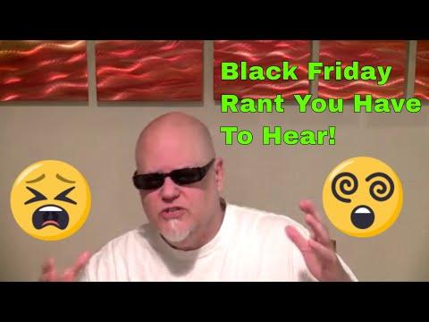 My Black Friday Rant