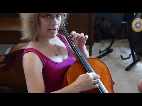 Cello Lesson 107
