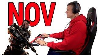 PC Gaming Playback -- November (Monthly PC Gaming Recap)