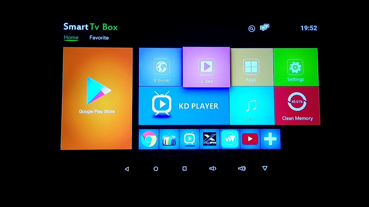 Smart Iptv Android Tv Box (x96 Modeli) & Smart Iptv Tanıtımı - Youtube
