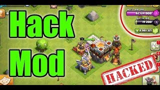 Gambar cover how to download hack version of coc | UPDATED 2018/2019
