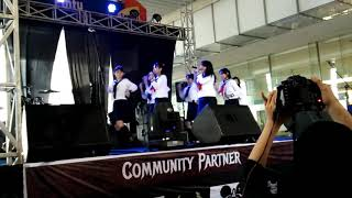 A very interesting show by R.G.K at Mangga Dua Square, Jakarta. The...