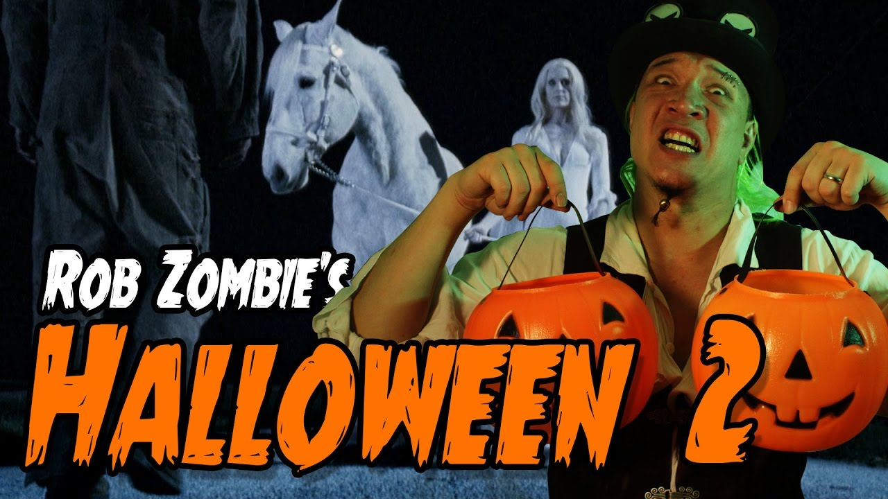 rob zombies halloween 2 count jackula horror review youtube - Halloween 2 Music