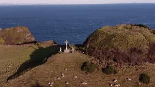 Calvary at St Killian's College, Co.Antrim, N.Ireland Filmed With DJI Mavic 2 Zoom