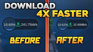 Gambar cover HOW TO DOWNLOAD MOBILE LEGENDS RESOURCES FAST!|USING VPN