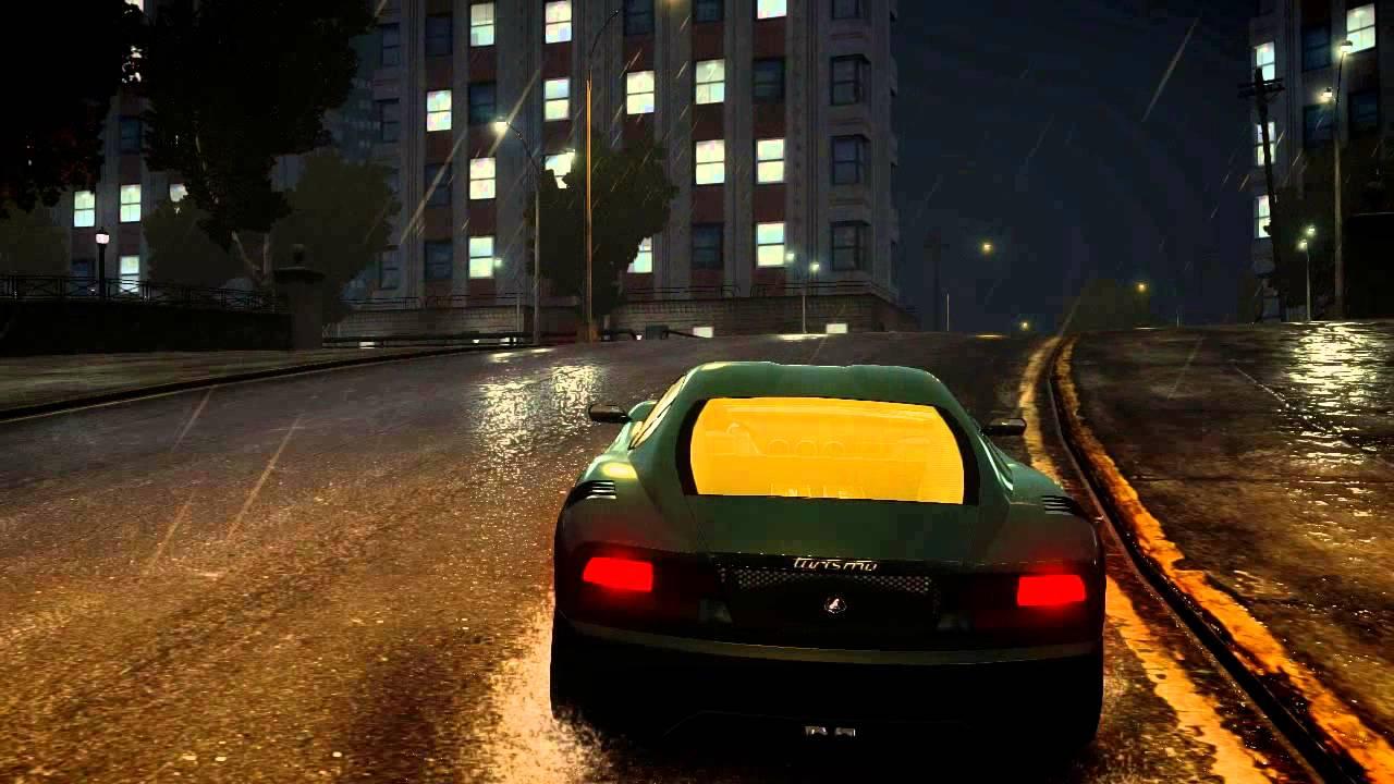 GTA IV Enb Vucko 4 0 + DKT Road Textures | FunnyDog TV