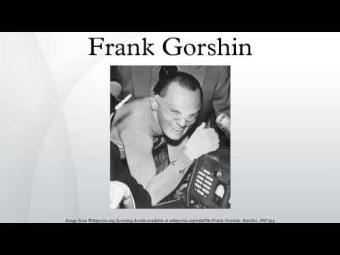 Frank Gorshin