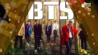 BTS 160121 Golden Music Award Full . I need u+ dope 방탄소년단
