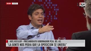 Luis Novaresio - LNE - Programa completo (10/07/19)