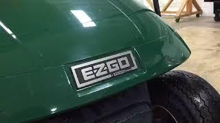 Video How to remove an E-Z-GO golf cart emblem download MP3, 3GP, MP4, WEBM, AVI, FLV Juni 2018