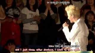 JYJ - You're (2013 Concert in Tokyo Dome) [eng + rom + hangul + karaoke sub]