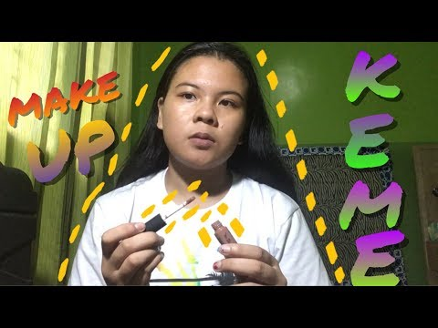 MAKE UP KEME PART TWO | YVONNE PASCUAL