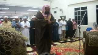 Sheikh Abdurrahman Sudais-Malaysia -IQ2 Maghrib prayer