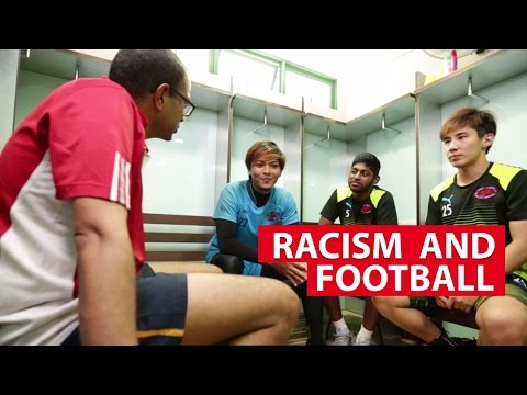 Racism And Football | Regardless Of Race | CNA Insider