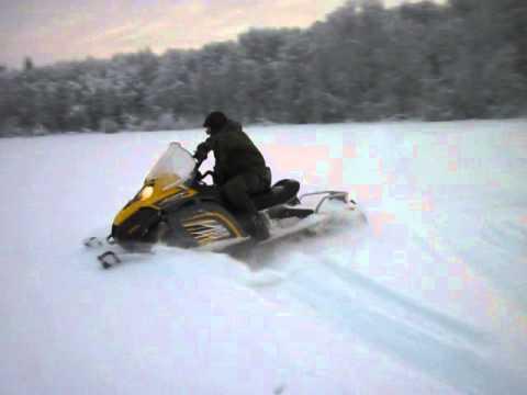 ski doo tundra 300f