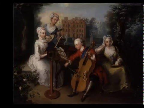 Baroque music H. Purcell,  G.F.Händel,  A.Corelli, J.S.Bach,  A.Vivaldi