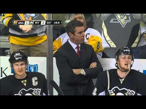Gotta See It: Hagelin scores 1st goal for Penguins against former team