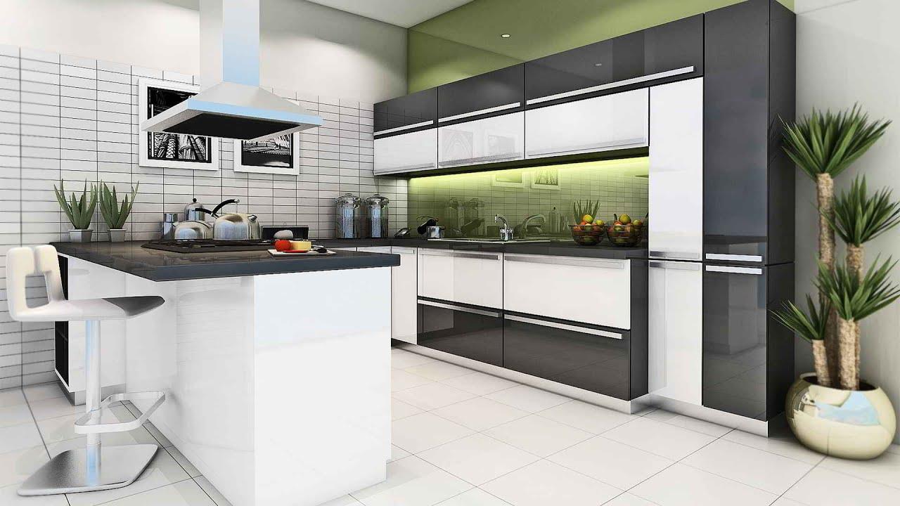 Kitchen False Ceiling Design Modular Kitchen Design 2020 ...