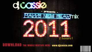 DJ Cassie - The BIG Yearmix 2011 (2hours)