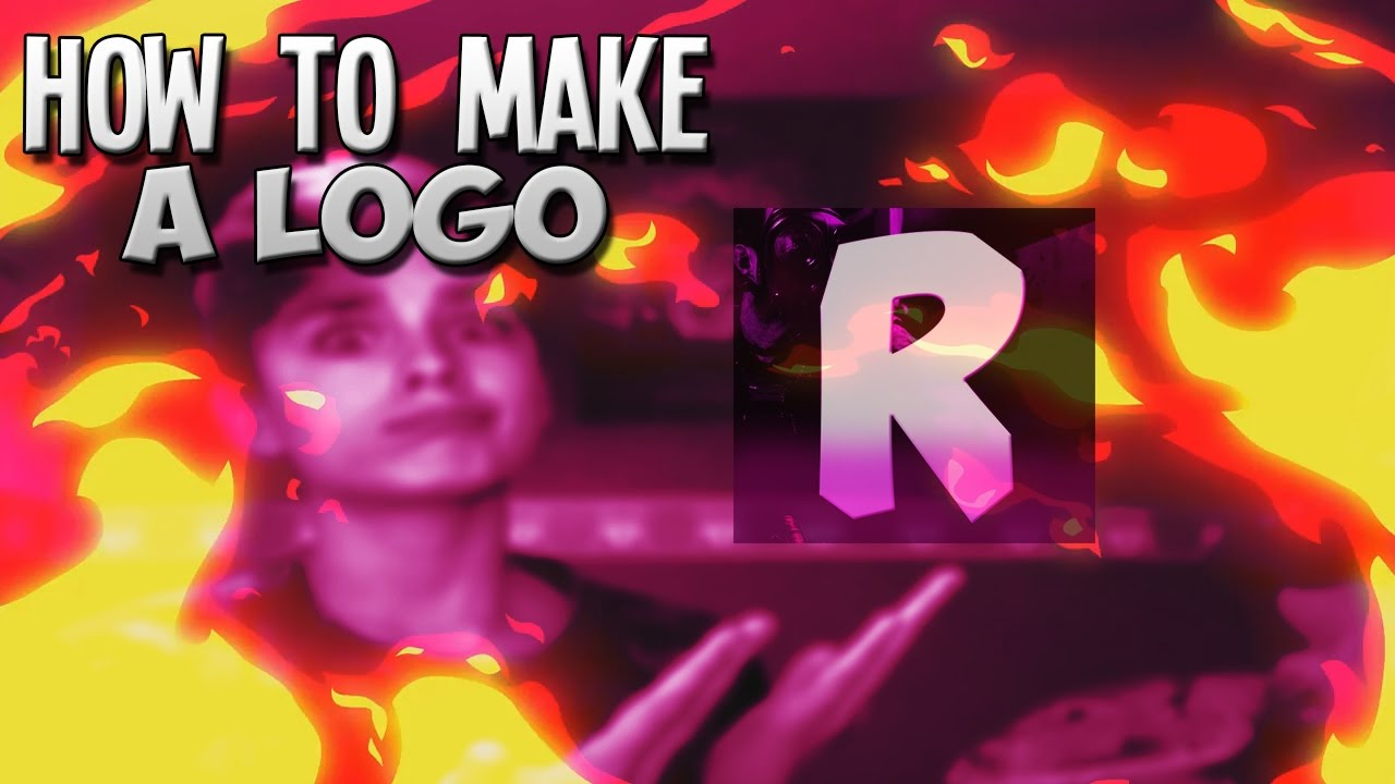 photoshop how to make a gaming logo