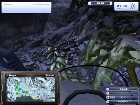 Let's play SkiRegion Simulator 2012 #09