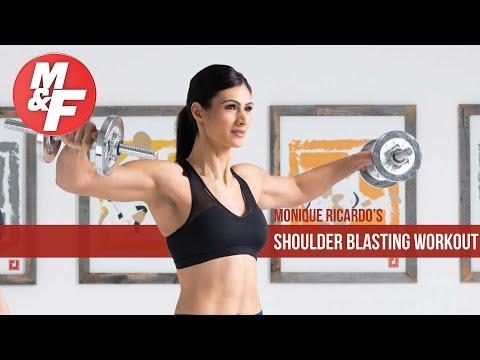 Jiu-Jitsu Champ's Quick Shoulder Workout