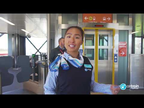 How To Catch The Airtrain When Travelling From Brisbane Airport To Surfers Paradise
