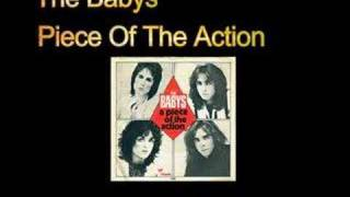 The Babys - Piece Of The Action