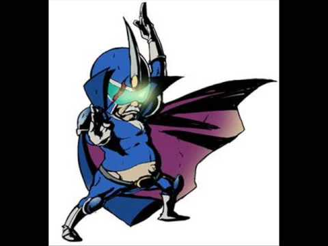 Viewtiful Joe - Blue The Justice