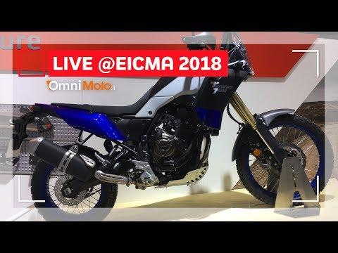 Yamaha Ténéré  | EICMA