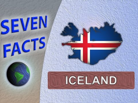 7 Facts about Iceland