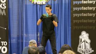 Connor Seals 1A 1st 2016 ChiTAG IL State Yoyo Contest