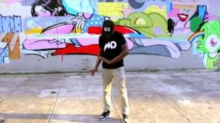 Chris Brown Bassline - Dance Cover
