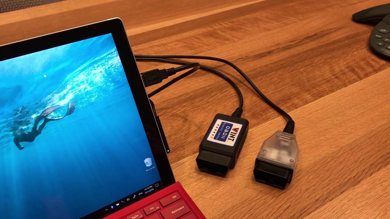 ForScan USB OBD optimization settings