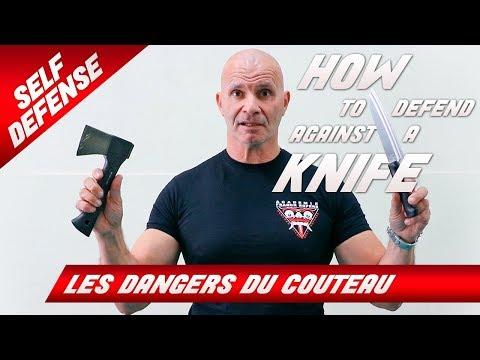 COMMENT FAIRE FACE À UNE ATTAQUE AU COUTEAU ? / How to Defend Against a Knife Attack?