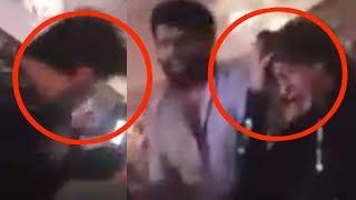 Viral video: shah rukh khan & ranbir kapoor dancing on bole chudiya