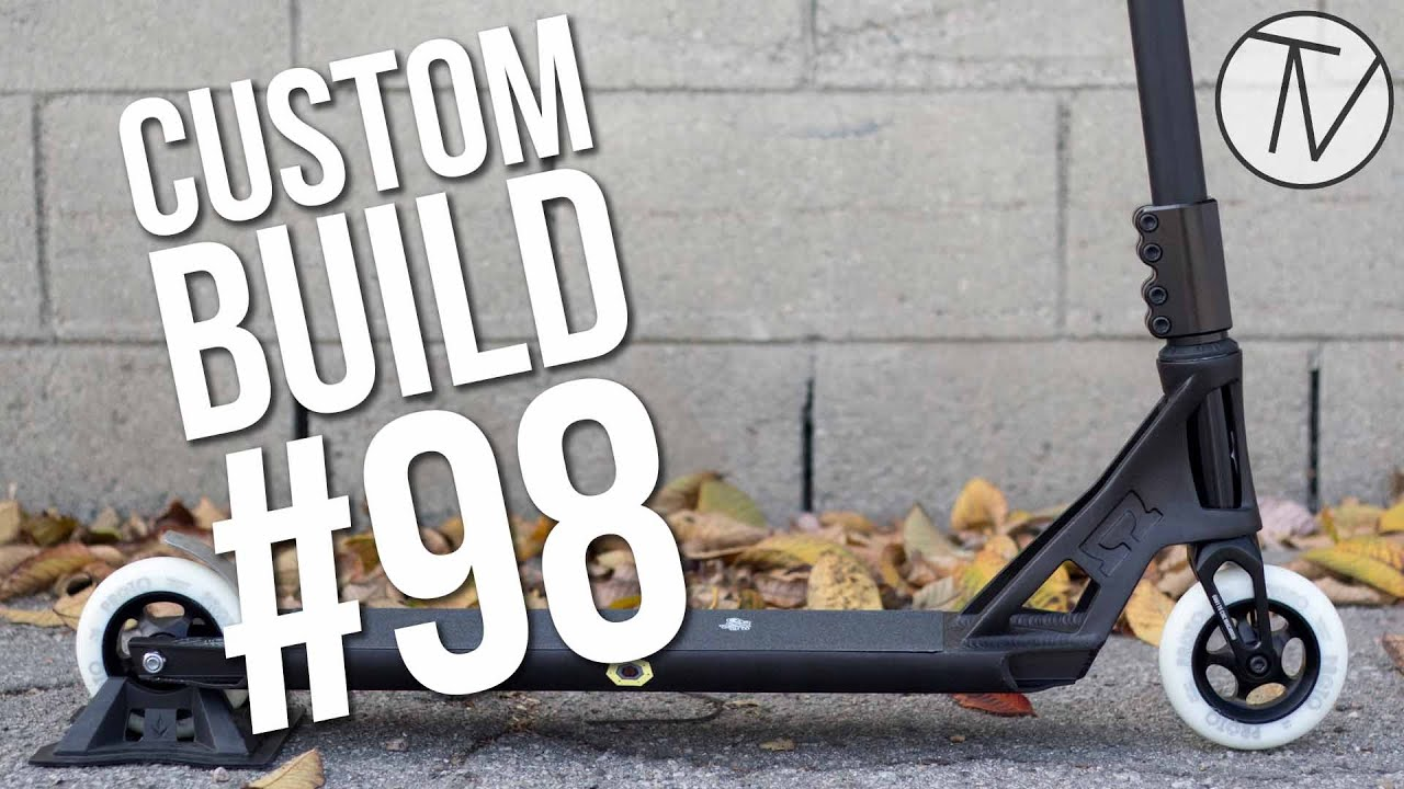 Custom Build #98 (ft. Elliot Arnold) │ The Vault Pro ...