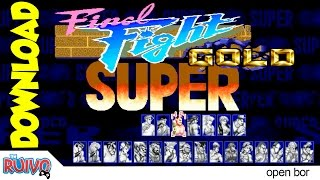 Super Final Fight Gold & Super Street Fighter 2 - OpenBOR Edition by Ruivo ™