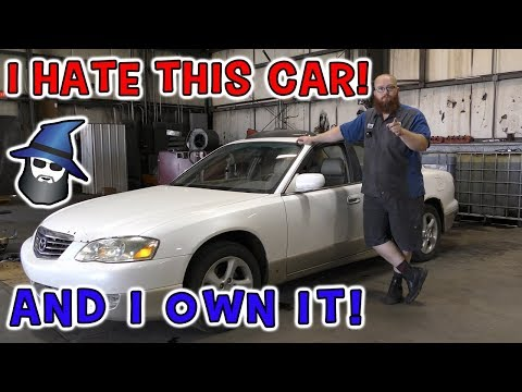 Why did the CAR WIZARD get a car he hates?!?