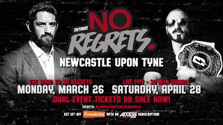 Lights Out (Leeds) & No Regrets Rumble (Newcastle) Returning For 2018