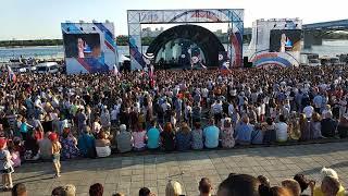 Валерия на Дне России 2019 в Новосибирске