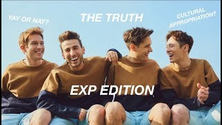 the truth on EXP EDITION