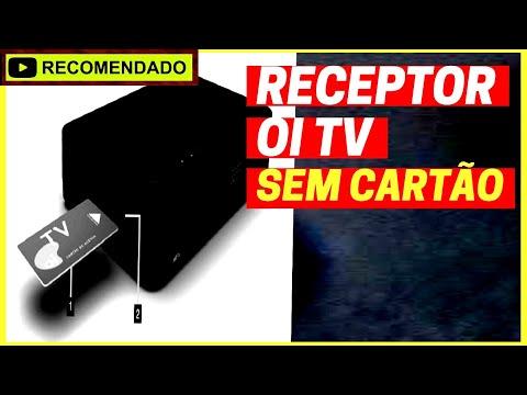 PERDI o CARTÃO do RECEPTOR Oi TV, O Que Fazer
