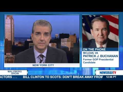 Malzberg | Patrick J. Buchanan to discuss everything from ISIS to Scottish independence